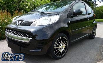 peugeot 107 mit dbv s arizona schwarz 15 zoll alufelgen 350 Unsere Fahrzeug Galerie ist ONLINE!